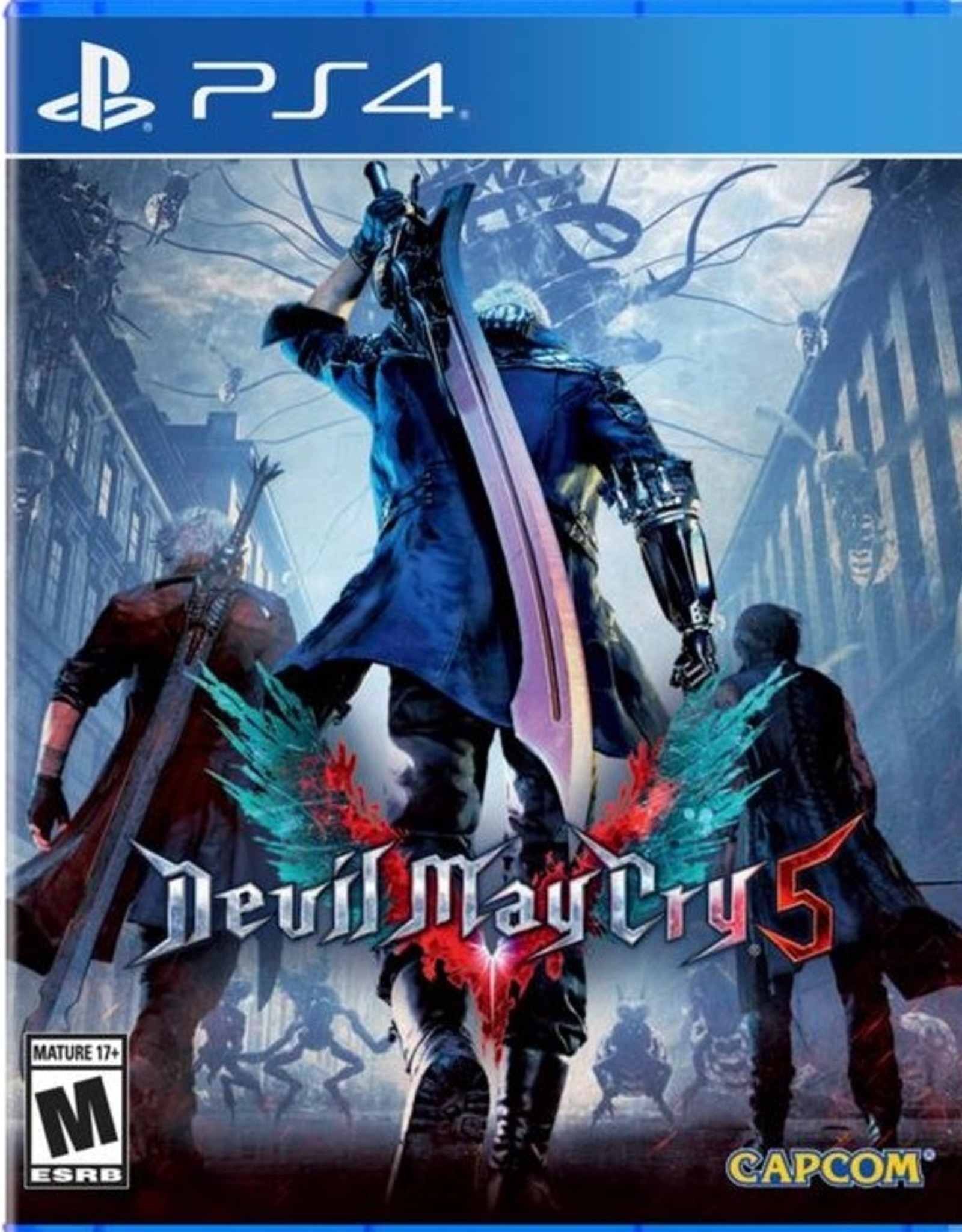 Devil May Cry 5 - PS4 DIGITAL