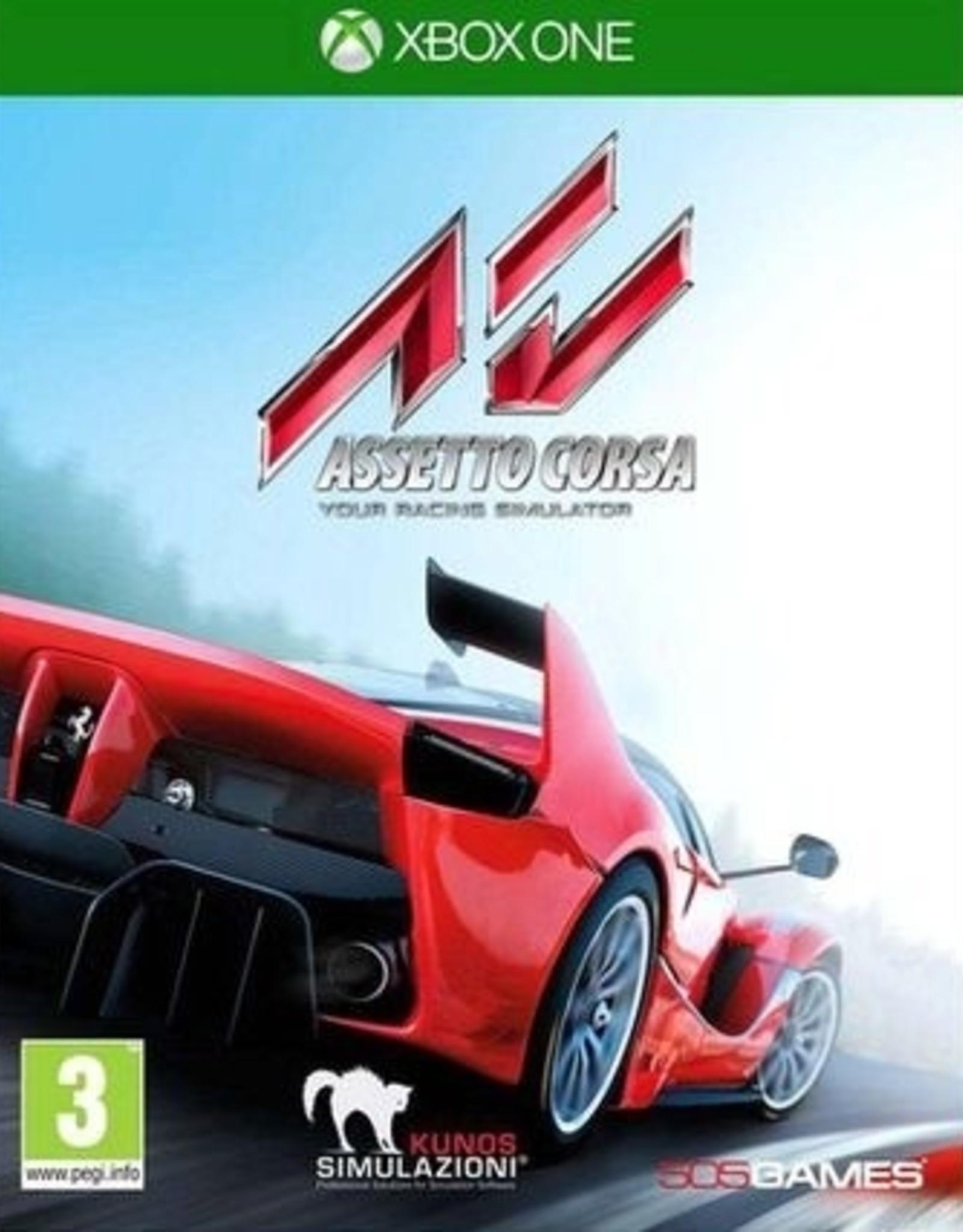 Assetto Corsa  - XBOne PrePlayed