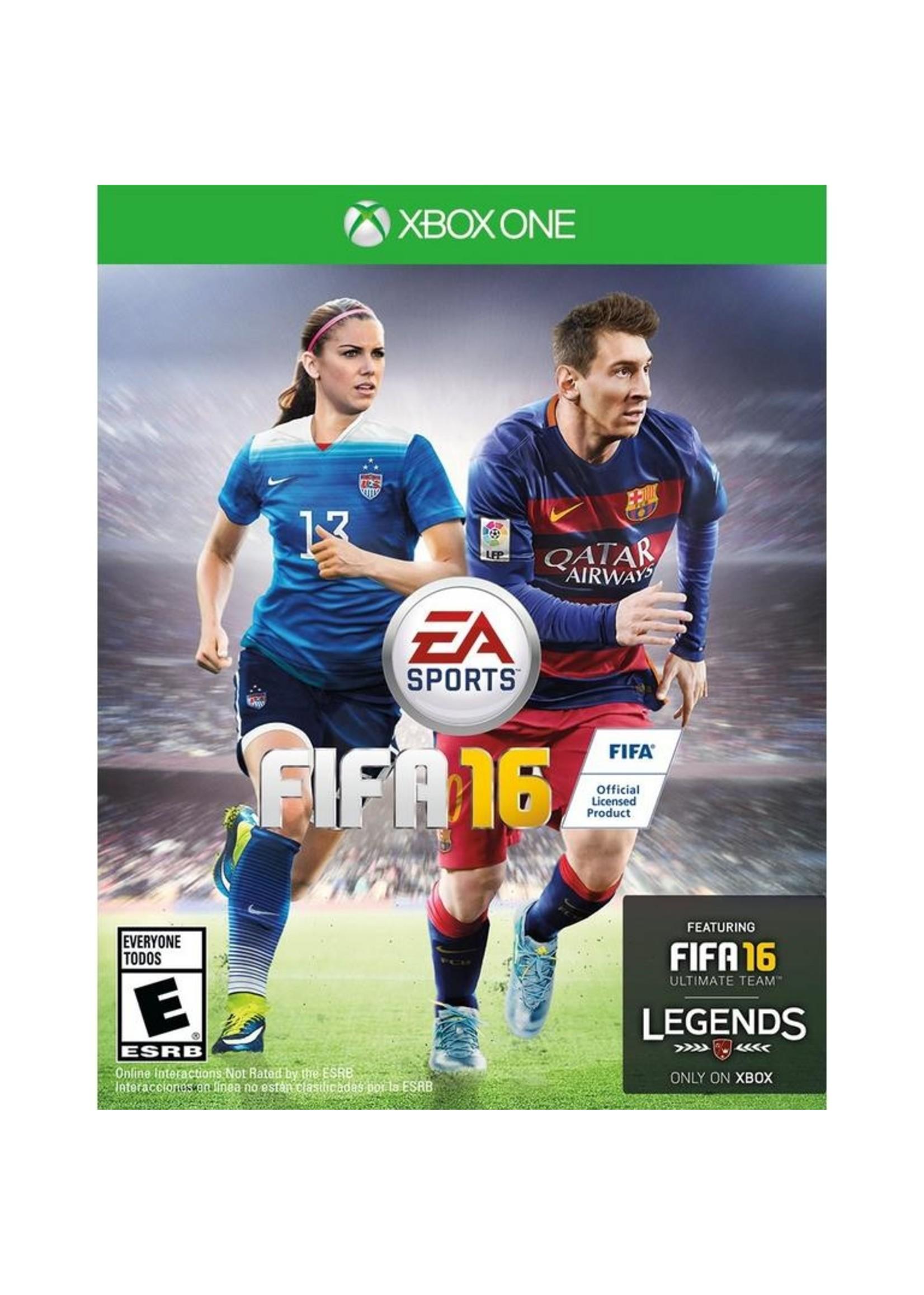 FIFA 16 - XBOne PrePlayed