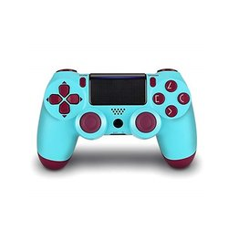 PS4 Compatible Wireless Controller (Berry Blue)