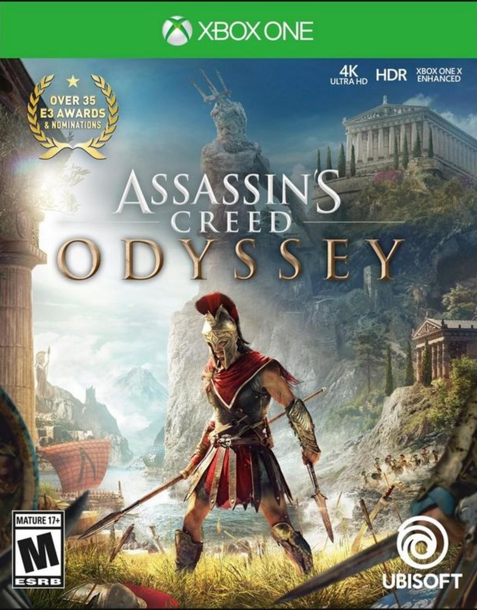 Assassin's Creed Odyssey - XBOne DIGITAL