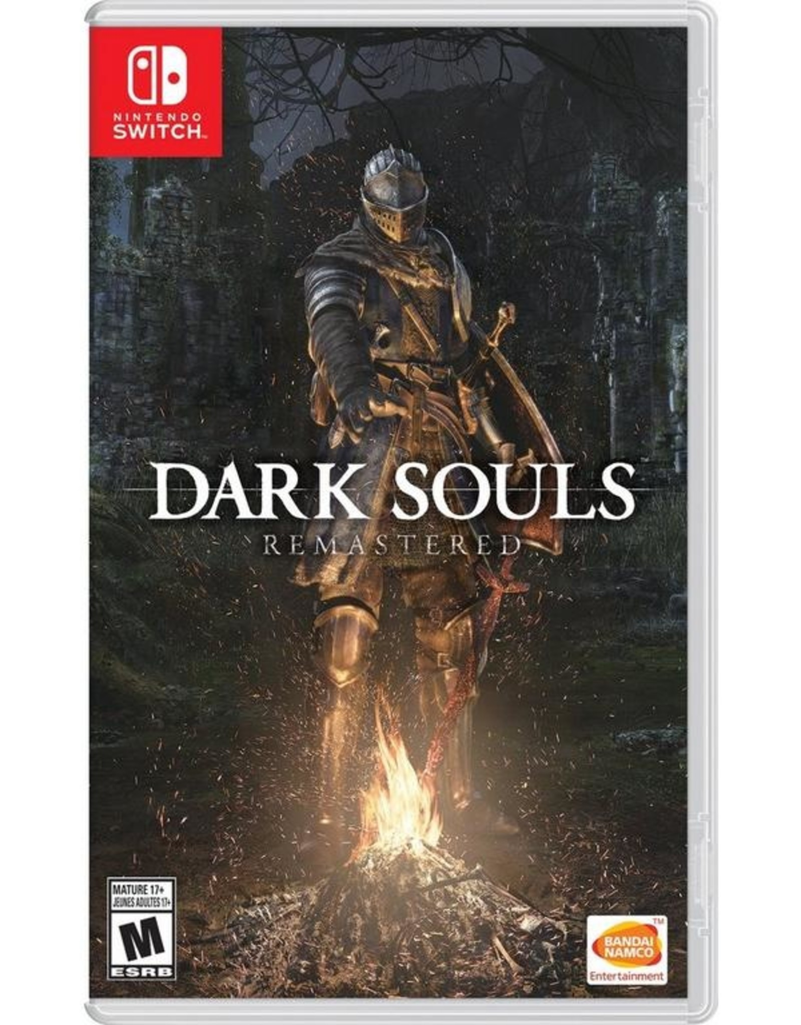 Dark Souls: Remastered - N-SWITCH DIGITAL