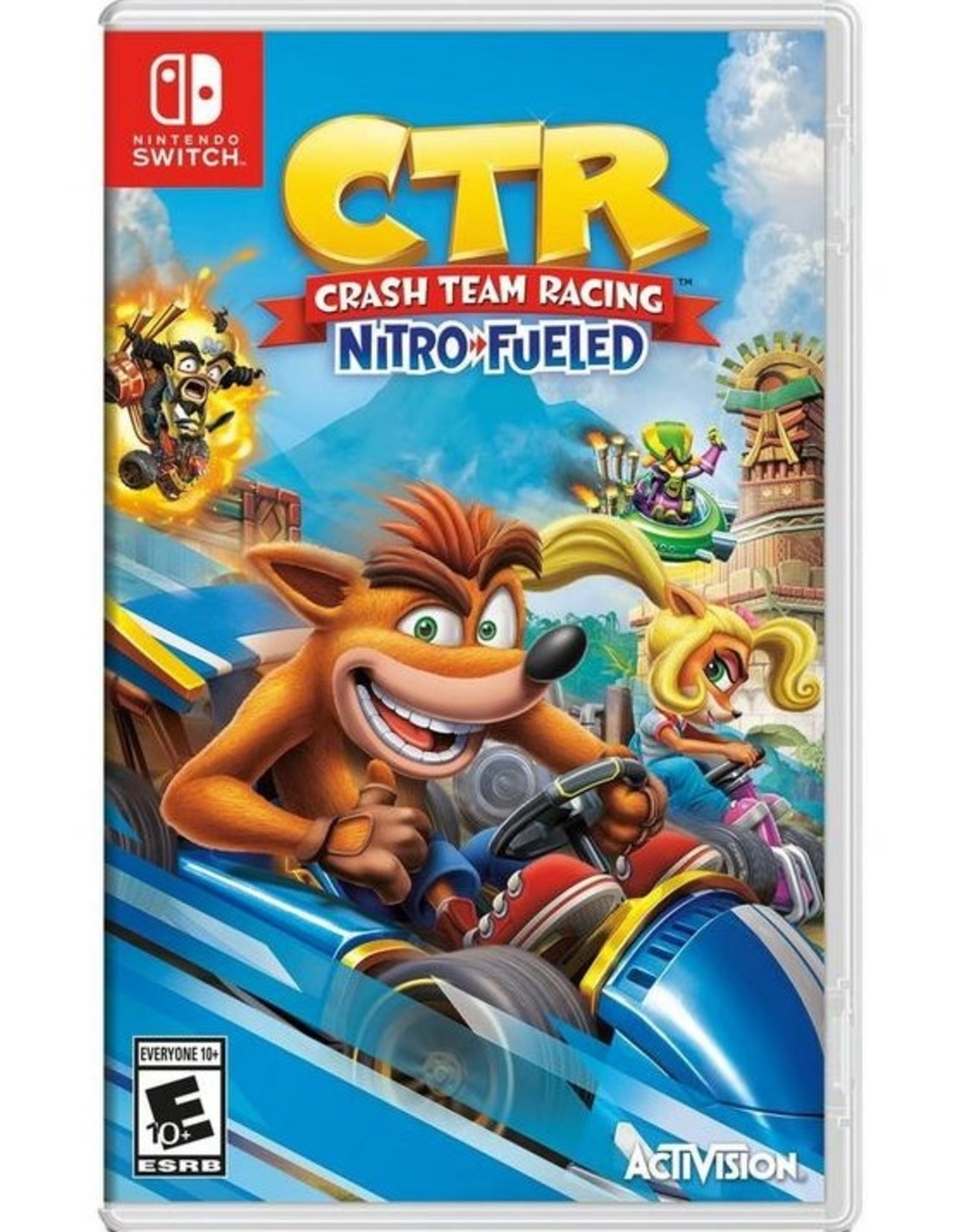 Crash Team Racing Nitro-Fueled - N-SWITCH DIGITAL