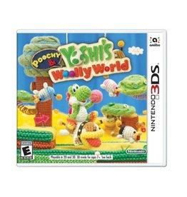 Poochy & Yoshi's Woolly World - N-3DS DIGITAL
