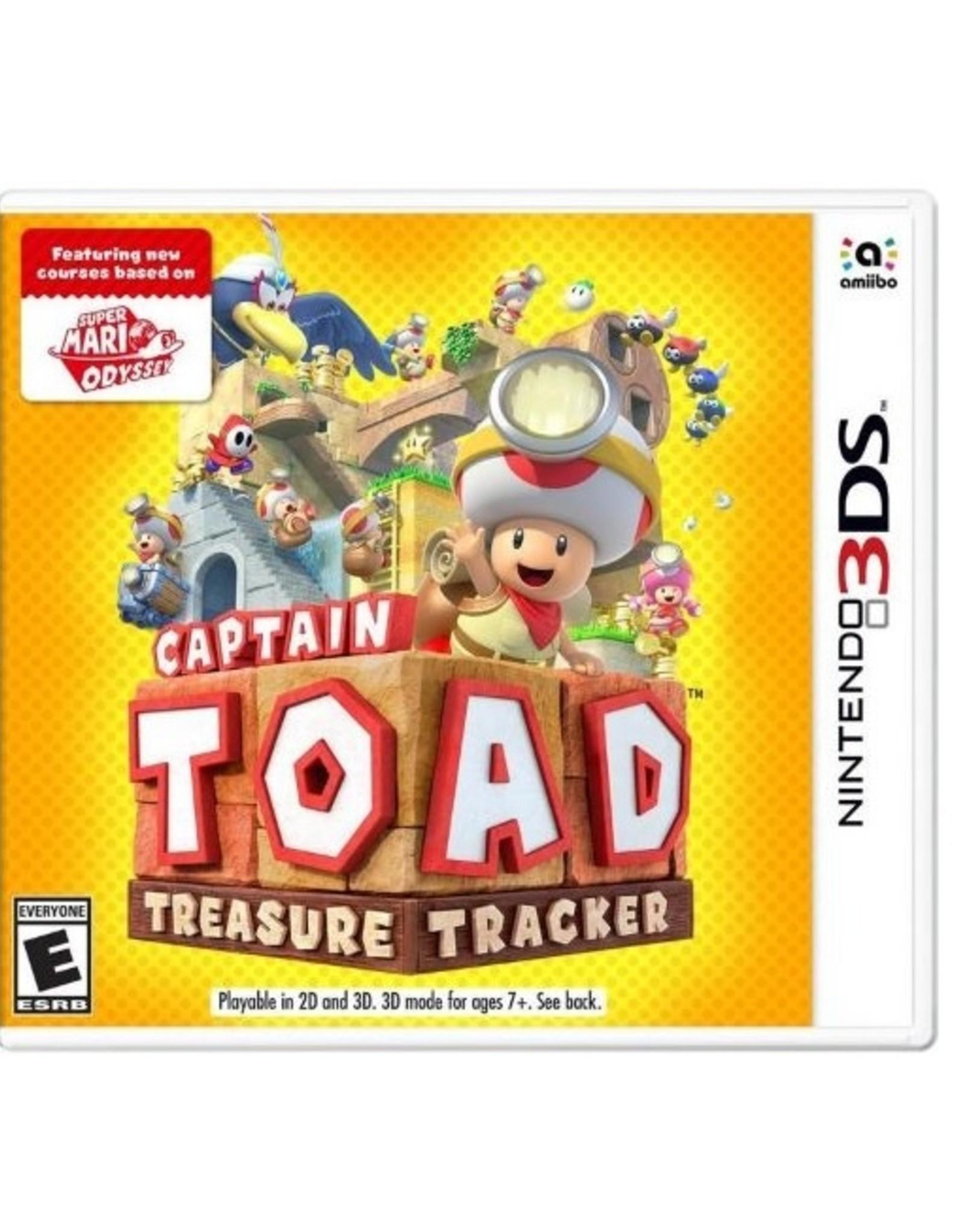 Captain Toad: Treasure Tracker - N-3DS DIGITAL