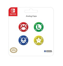 Thumb Grip Analog Cover Mario/Zelda  N-Switch (PAIR - 2 PCS)