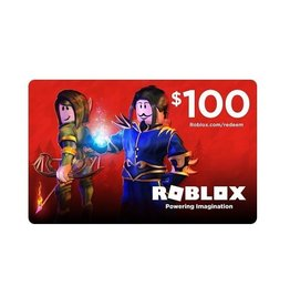 Roblox $100 Code