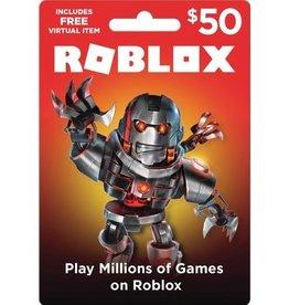 Roblox $50 Code
