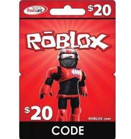 Roblox $20 Code