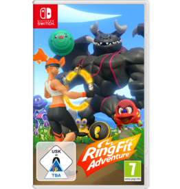 Ring Fit Adventure - SWITCH NEW