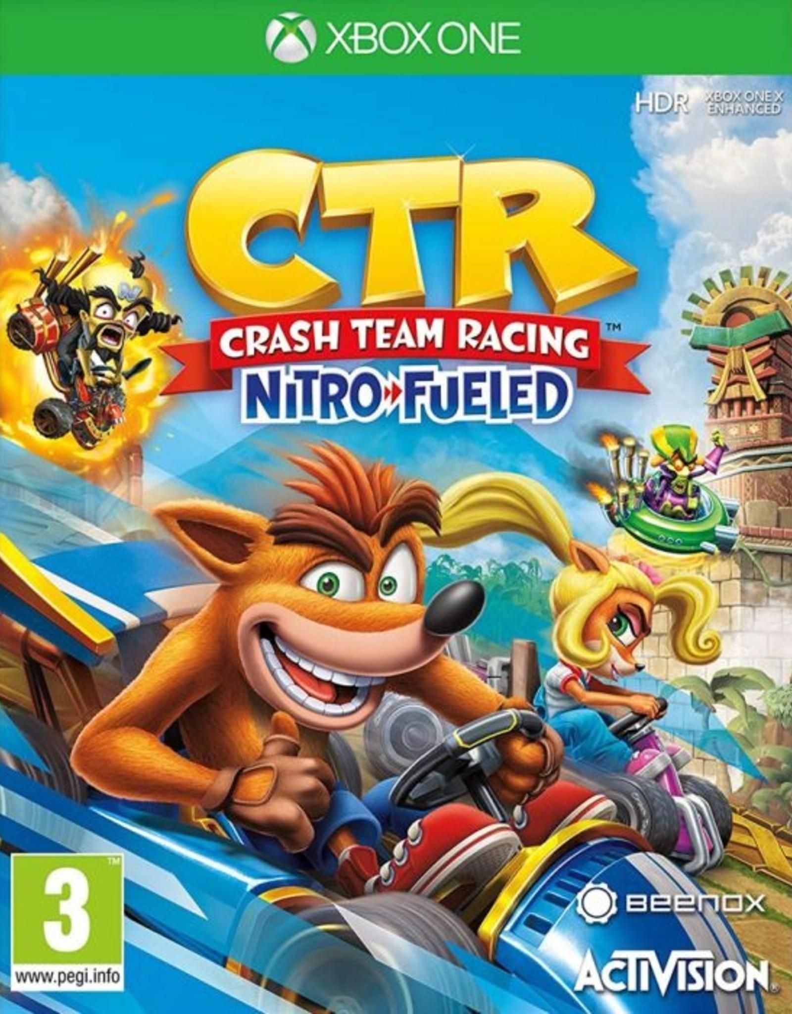 Crash Team Racing: Nitro Fueled - XBOne NEW