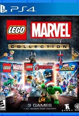 LEGO Marvel Collection (Super Heroes, Super Heroes 2 & Avengers) - PS4 NEW
