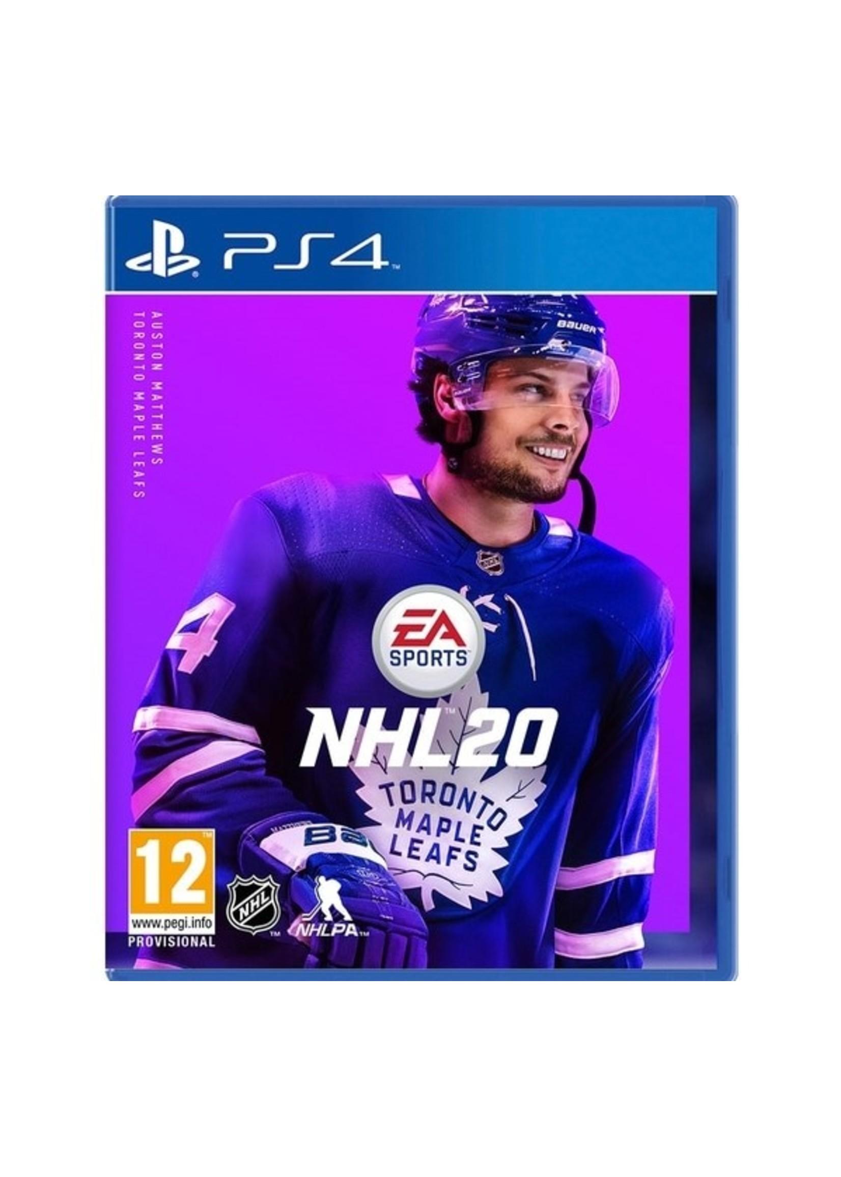 NHL 20 - PS4 NEW