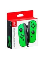 Nintendo Nintendo Switch Joy Con L + R Controller Neon Green