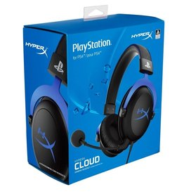 HyperX Cloud Official PS4 Headset W/ Noise Cancelling Mic