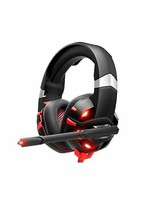 Universal Gaming Headset K1B - 7.1 Surround Sound W/ Noise Cancelling Mic