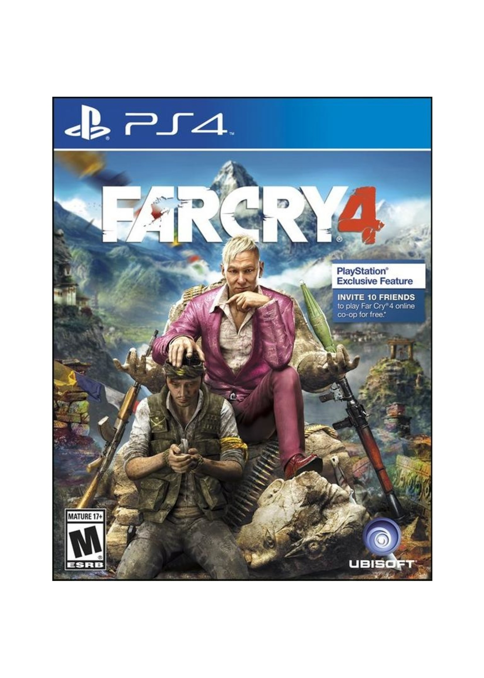 Far Cry 4 Limited Edition - PS4 NEW