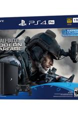 SYS-Sony PS4 Pro 1 TB Call of Duty Modern Warfare System Bundle