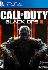 Call of Duty: Black Ops 3 w/ Zombie - PS4 NEW