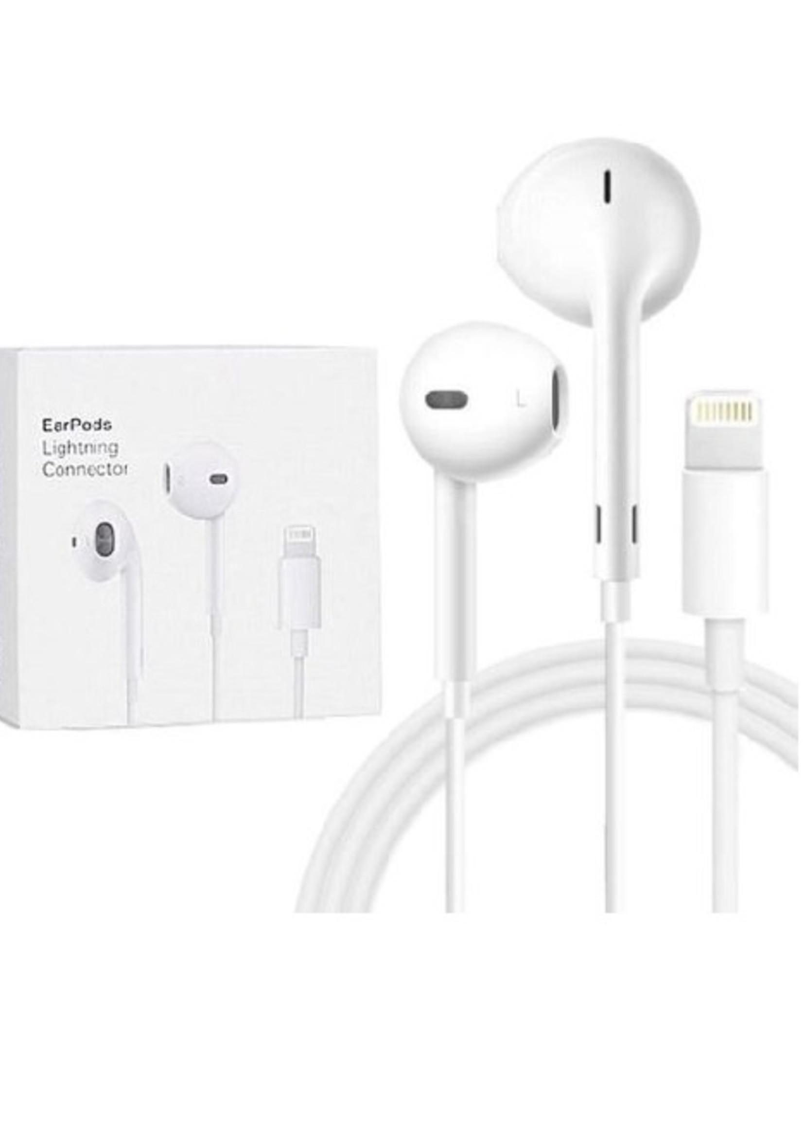 Apple Apple EarPods Earphones w/ Mic 8 Pin Lightning Connection