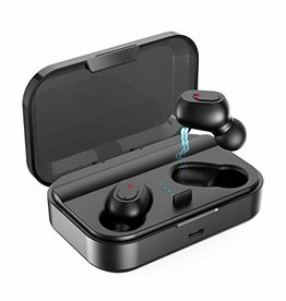 Bluetooth Wireless Earbuds W/ 1500 mAh Charge Case