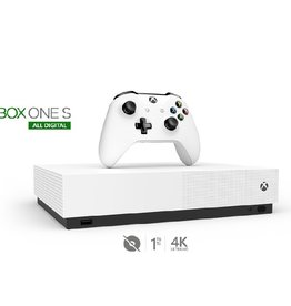 Microsoft Xbox One S 1 TB All-Digital Edition Bundle (3 games)