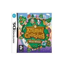 Animal Crossing Wild World - NDS PrePlayed