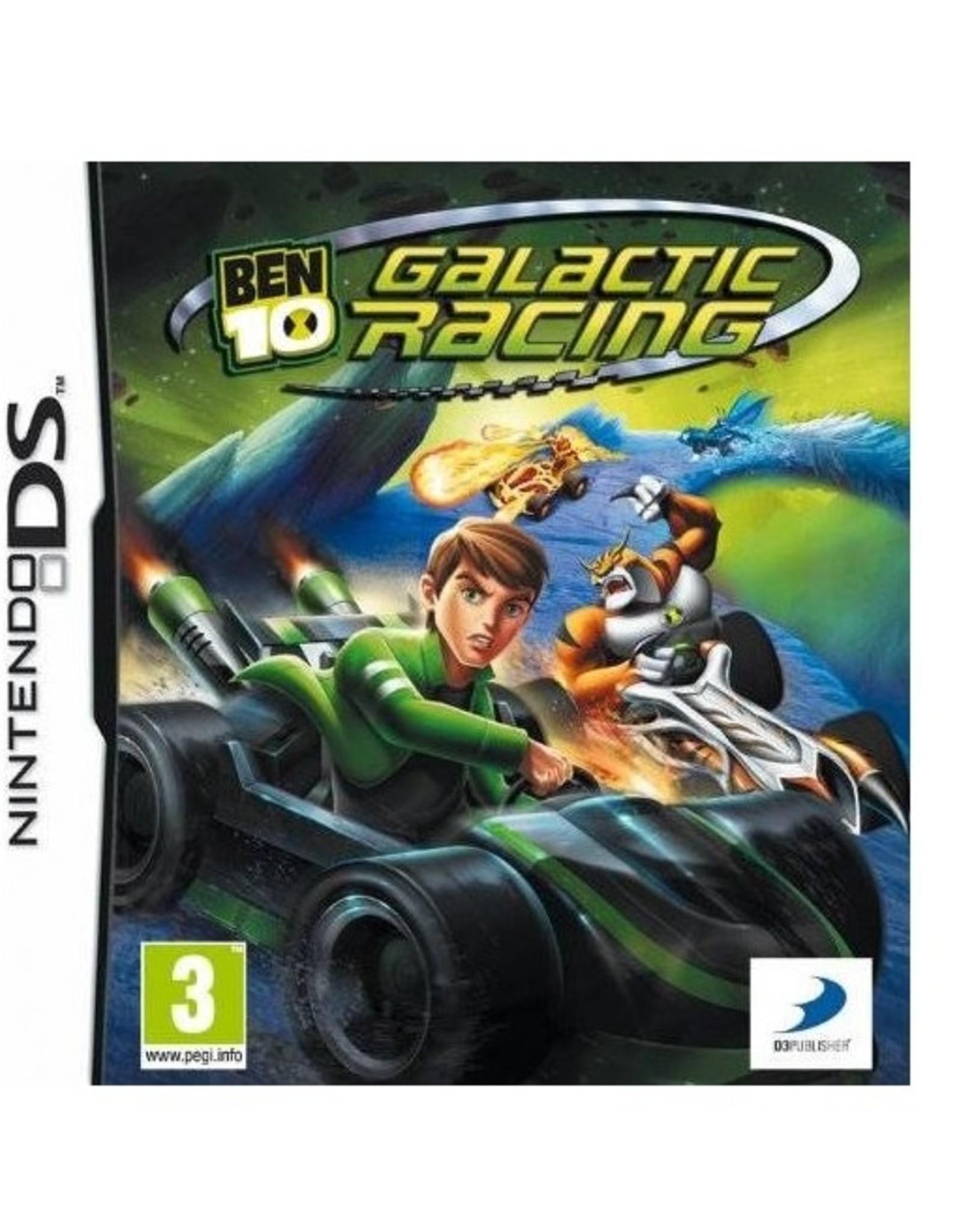 Ben 10 Galatic Racing - NDS PrePlayed