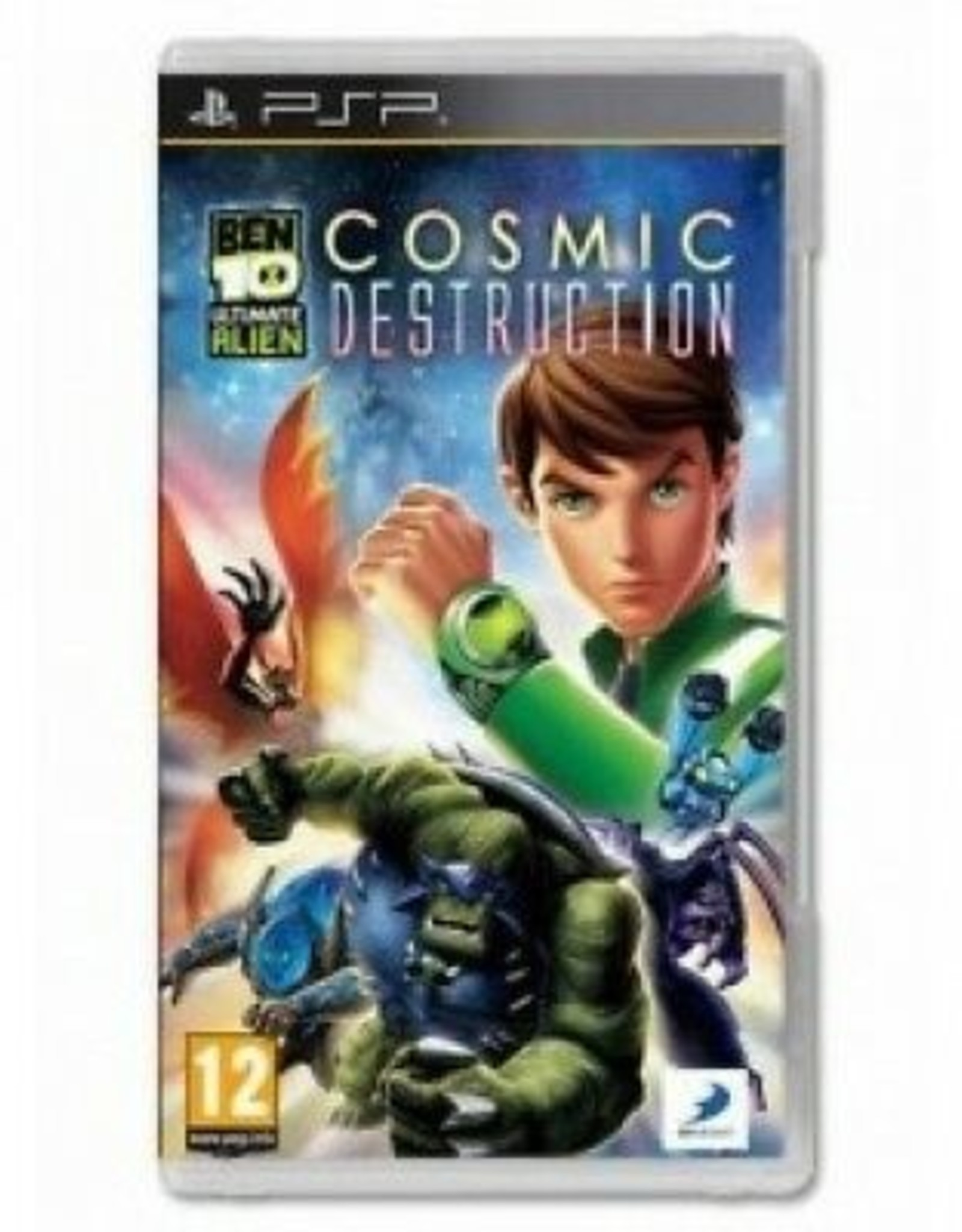 Ben 10 Ultimate Alien: Cosmic Destruction - PSP PrePlayed