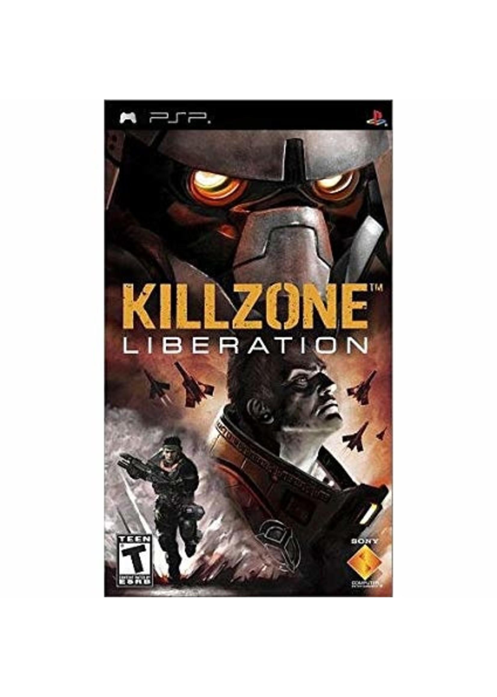 Killzone Liberation - PSP PrePlayed