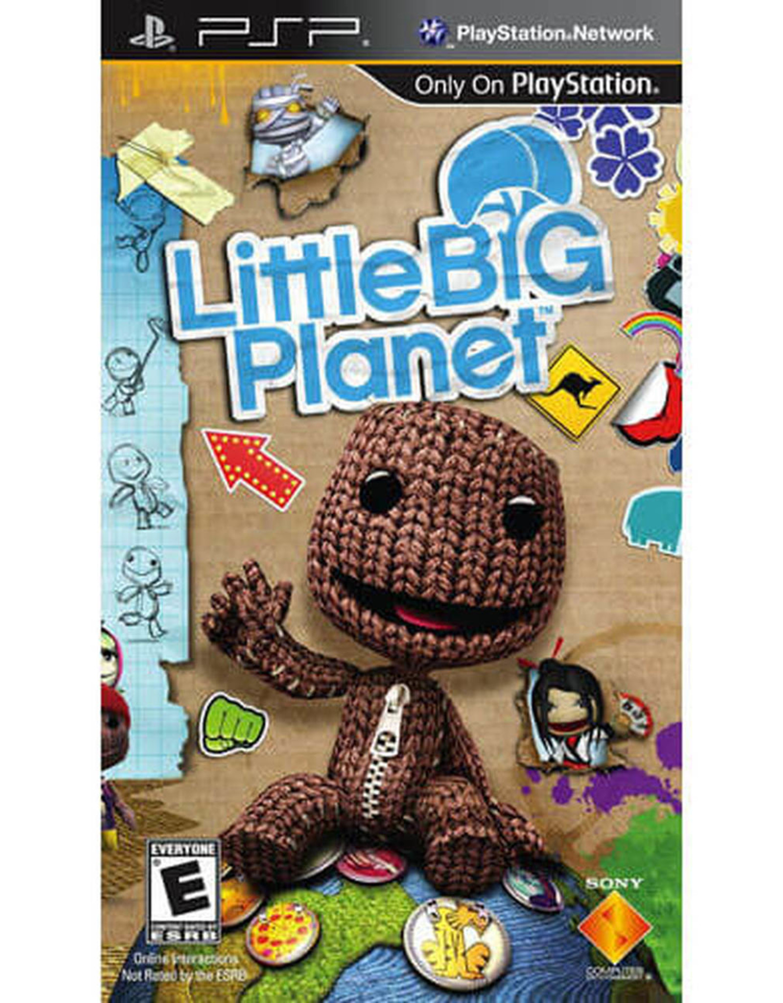 Little Big Planet - PSP PrePlayed