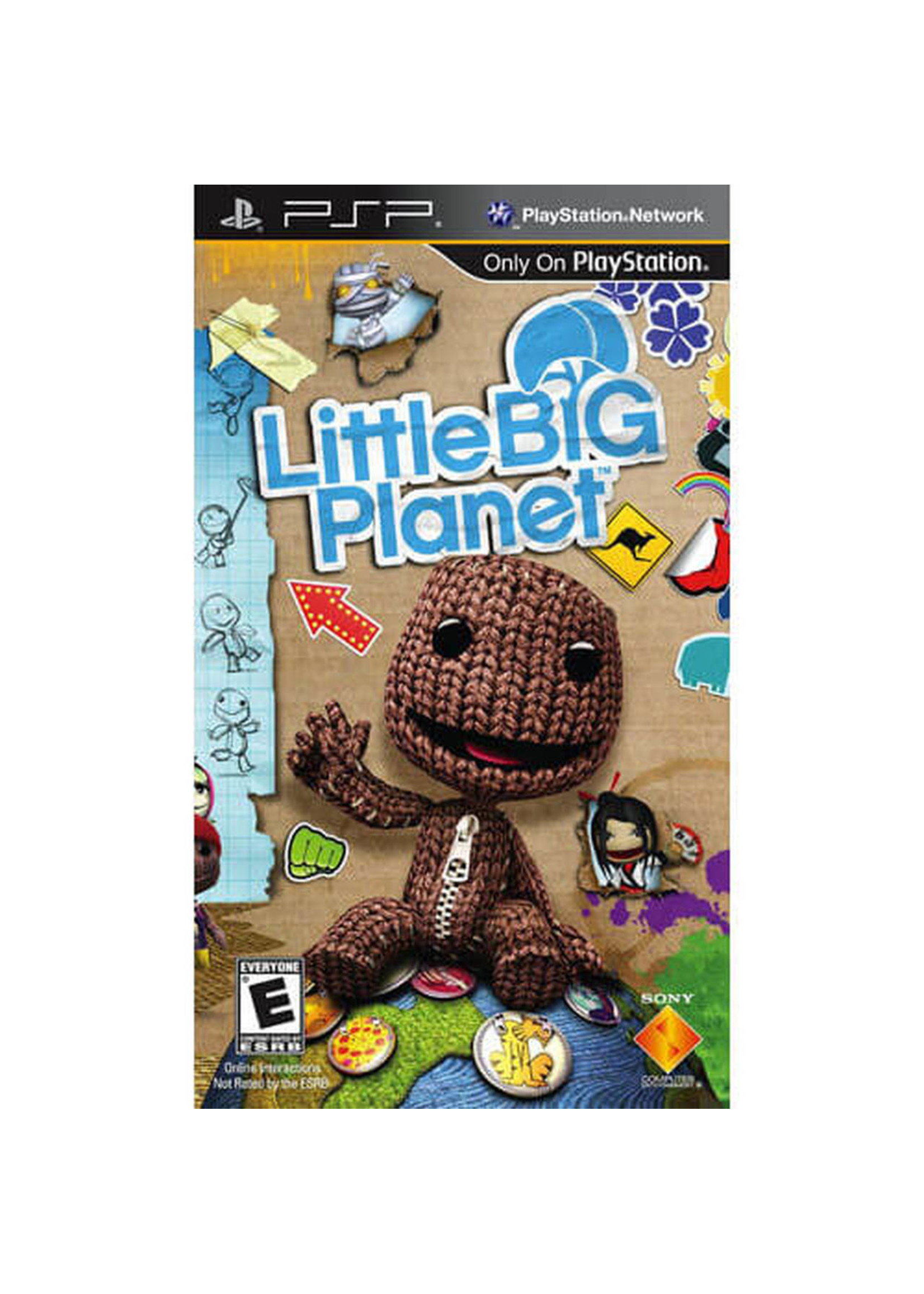 Little Big Planet - PSP PrePlayed