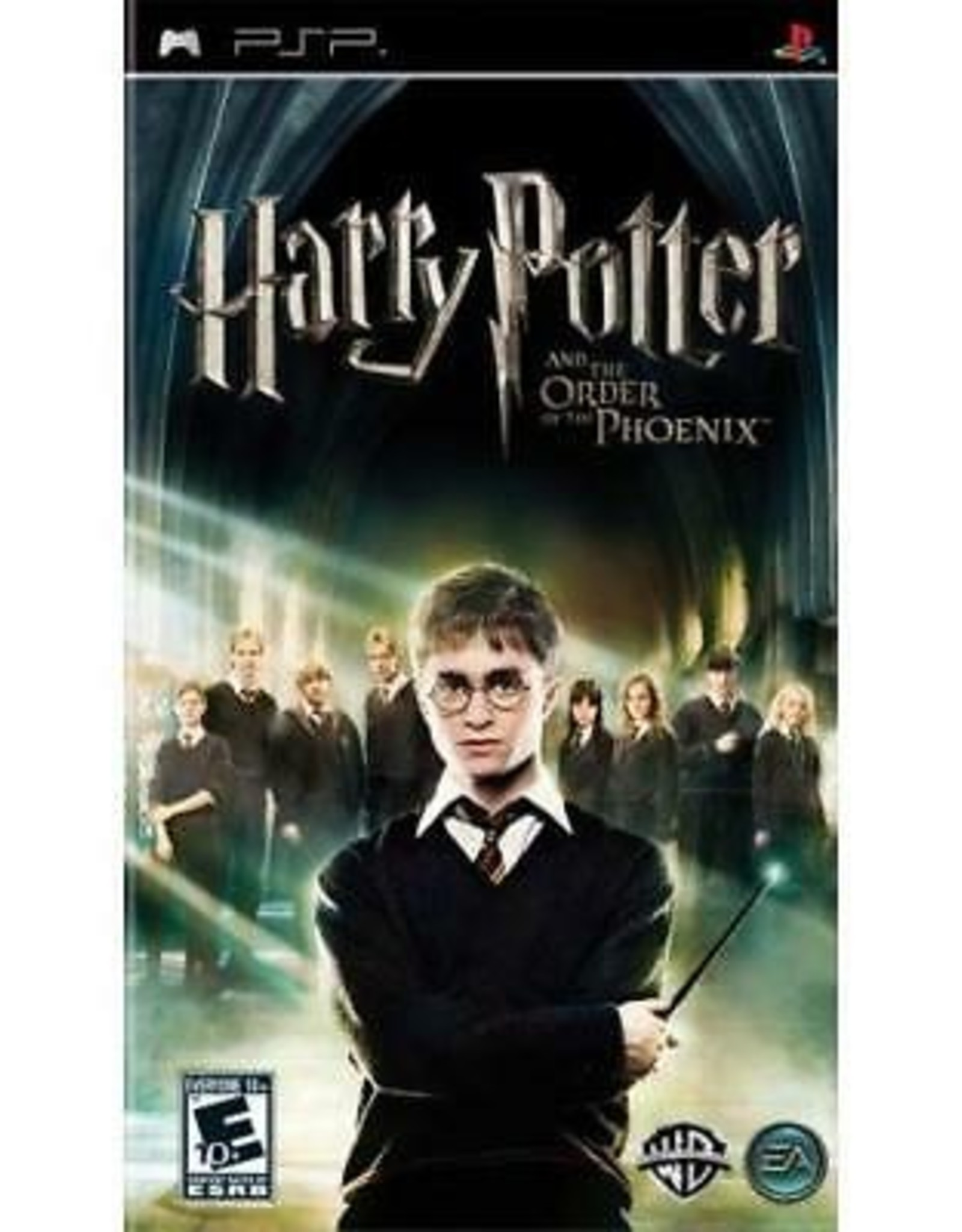 Harry Potter and the Order of the Phoenix - PSP PrePlayed