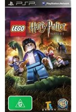 LEGO Harry Potter Years 5 - 7 - PSP PrePlayed