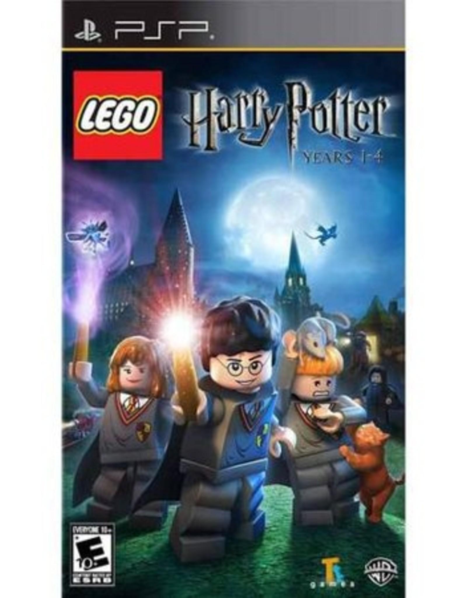 LEGO Harry Potter Years 1 - 4 - PSP PrePlayed