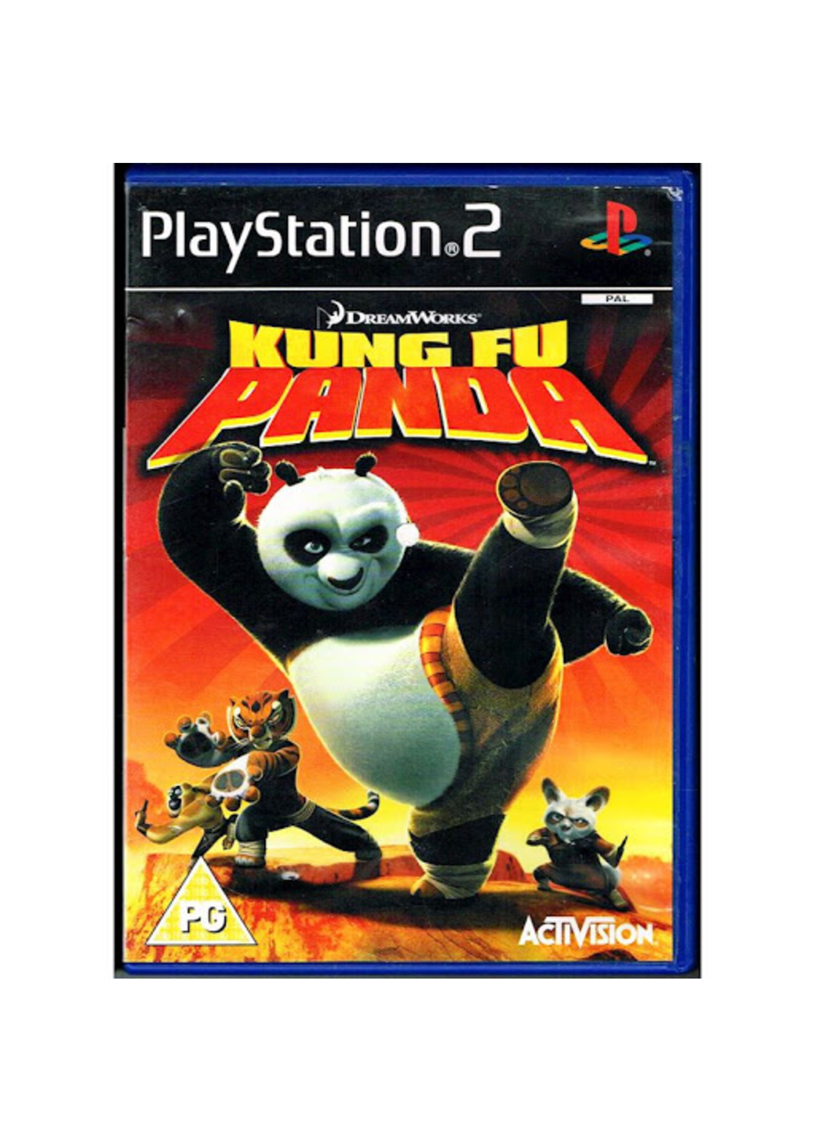 Kung Fu Panda - PS2 PrePlayed