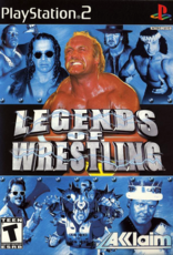 Legends of Wrestling - PS2 PrePlayed