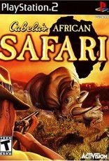 Cabela's African Safari - PS2 PrePlayed