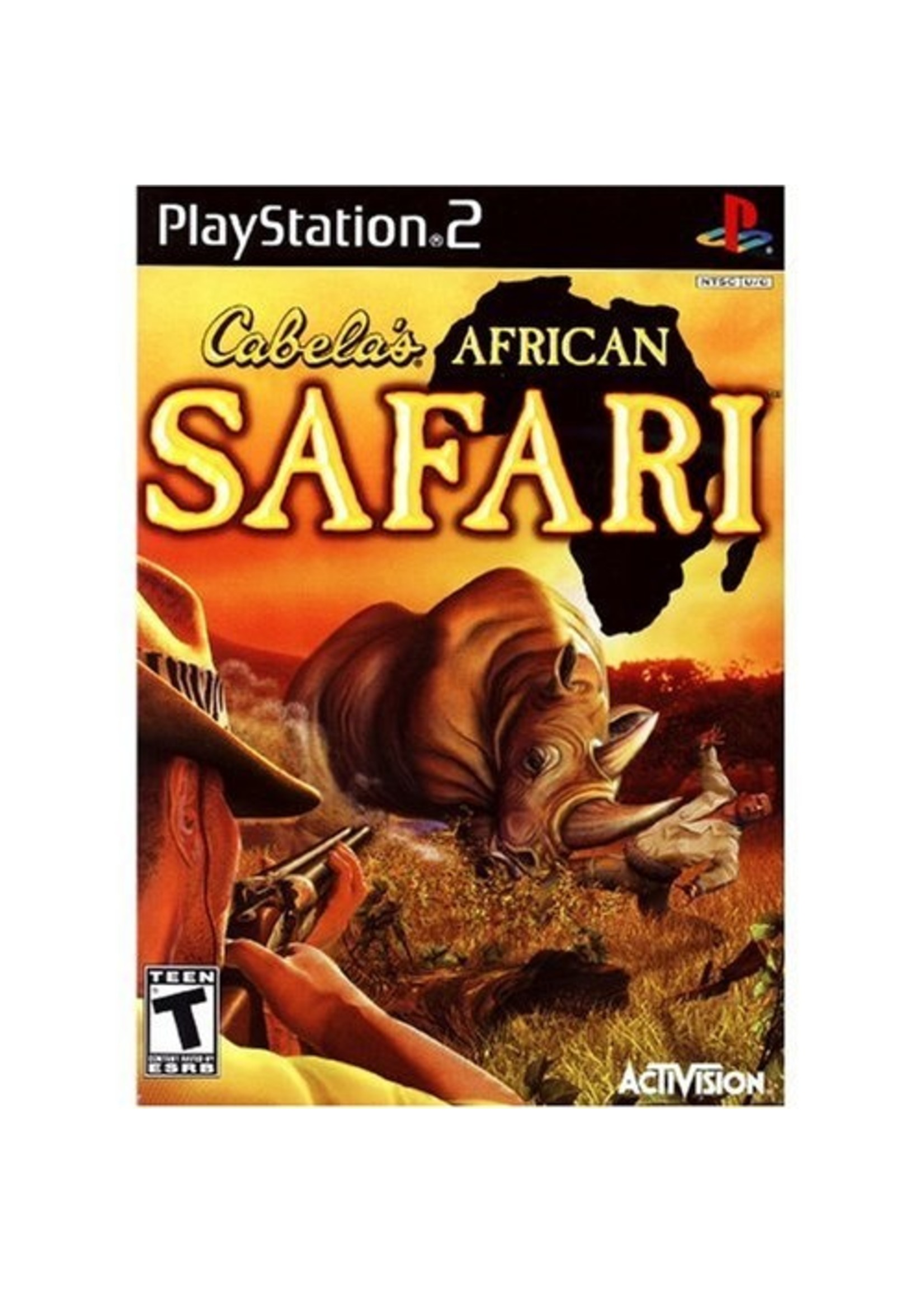 Cabela's African Safari - PS2 PrePlayed