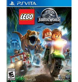 LEGO Jurassic World - PSV PrePlayed
