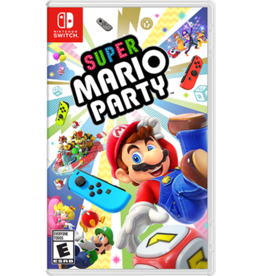Super Mario Party - SWITCH PrePlayed