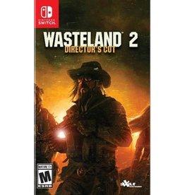 Wasteland 2 Directors Cut - SWITCH PrePlayed