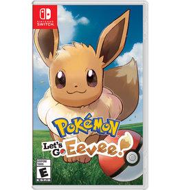 Pokemon: Let's Go, Eevee! - SWITCH PrePlayed