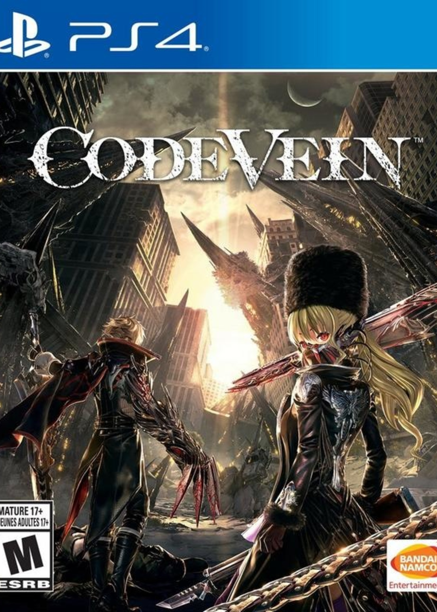 Code Vein - PS4 PrePlayed