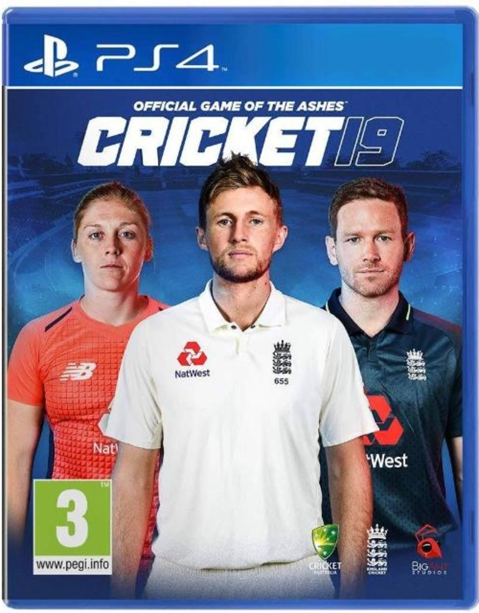 Cricket 19 - PS4 PrePlayed