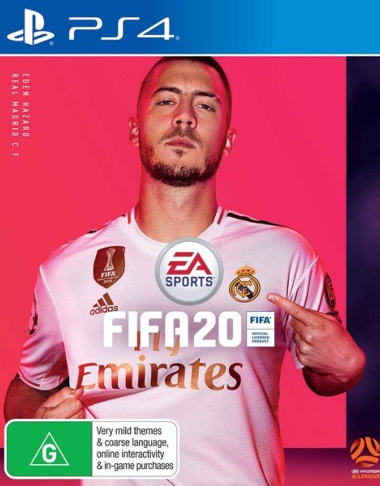 FIFA 20 - PS4 PrePlayed