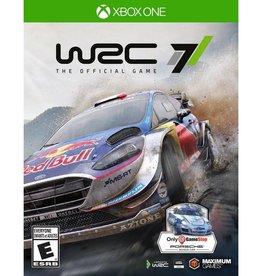 WRC 7 - XBOne PrePlayed
