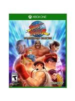 Street Fighter 30th Anniversary - XBOne PrePlayed