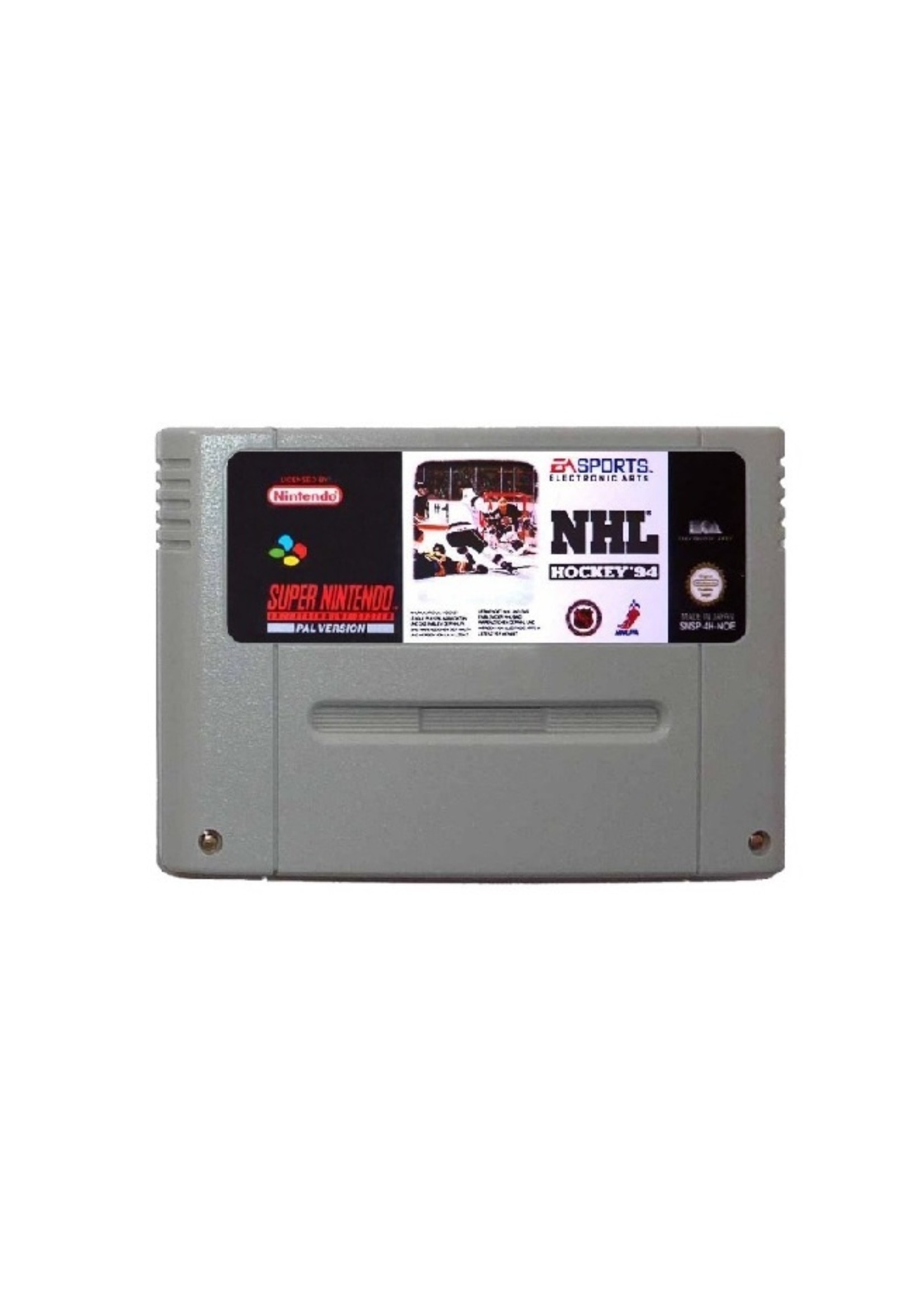 NHL 94 - SNES PrePlayed