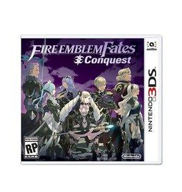 Fire Emblem Fates: Conquest - 3DS PrePlayed